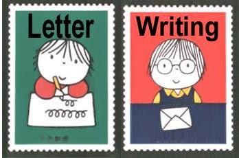 personal informal letter formats