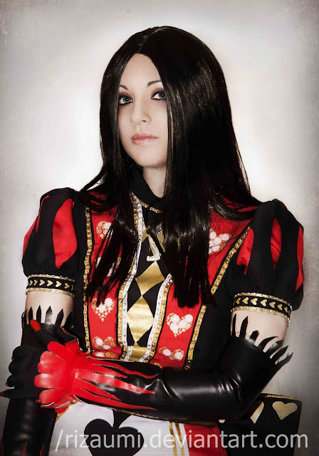 Alice Liddell - Royal Suit por rizaumi