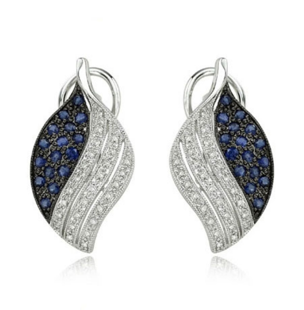 latest pictures collection of stylish earrings designs pcwallpaers