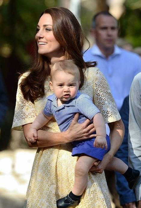 William and Catherine visit Taronga Zoo