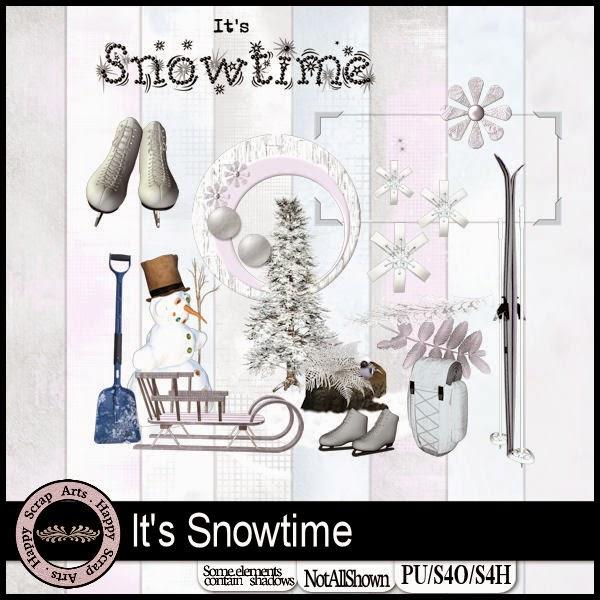 HSA - It's Snowtime