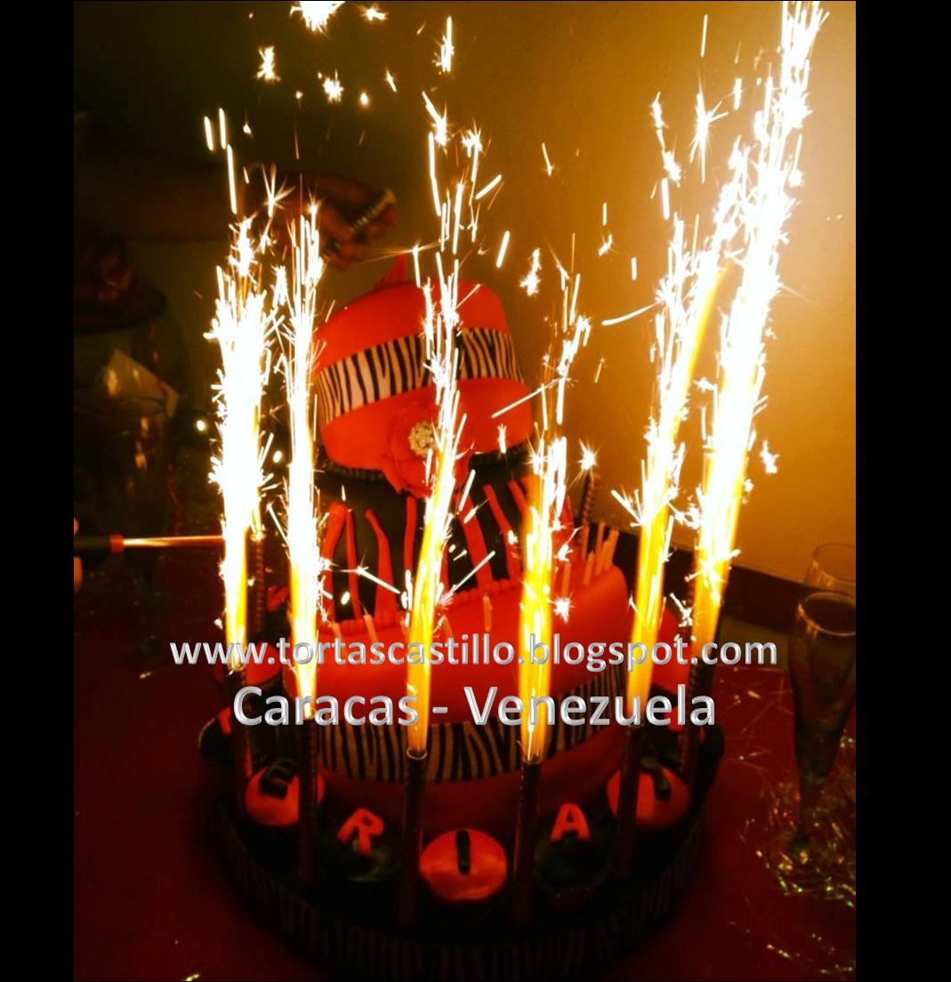 Tortas Decoradas Sra. Castillo Caracas - Venezuela Tortassracastillo@