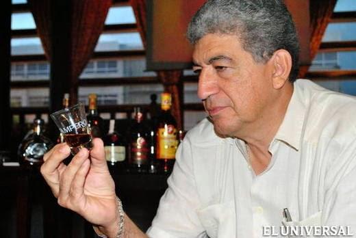 Luis Figueroa Maestro Ronero de Cacique y Pampero