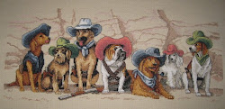 Cowboy dogs