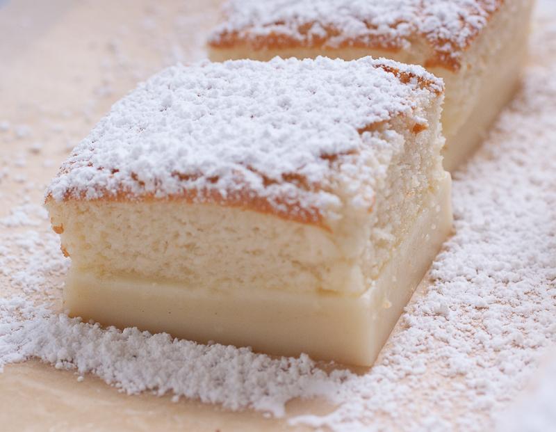 how to make firm custard