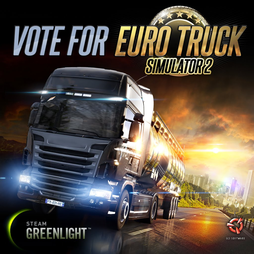 ETS2 Vote steam Greenlight