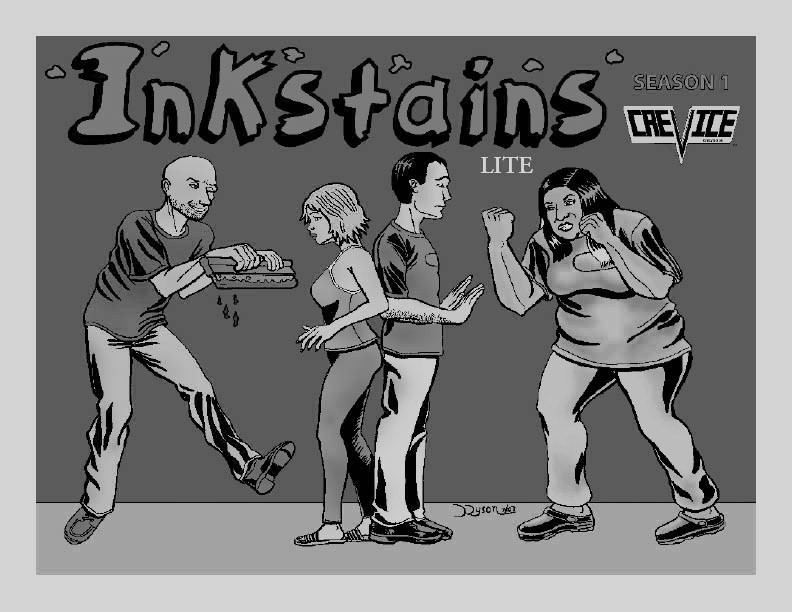 Inkstains Lite: Season 1