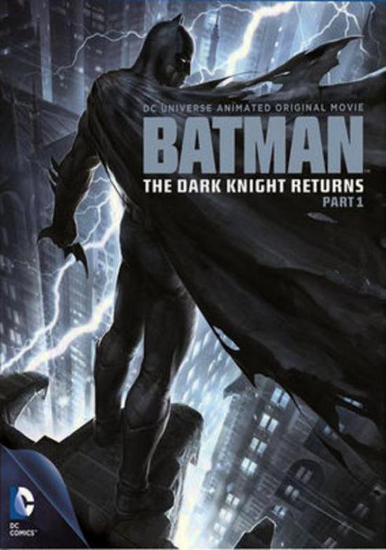 Batman The Dark Knight Returns Part 1 2012
