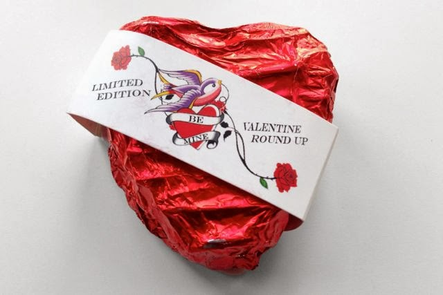 Ananda's - Limited Edition Valentine Round-Up - Vegan Wagon Wheel