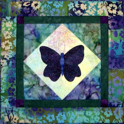 Quilt Inspiration: Butterfly Quilts by Diane McGregor : butterfly quilt designs - Adamdwight.com