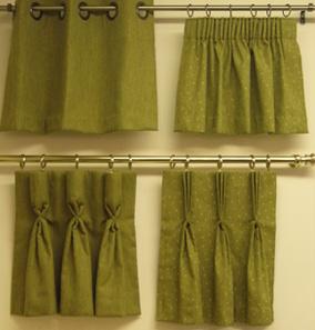 Dise odeinteriores dise os de cortinas for Disenos de cortinas de tela