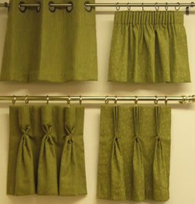 Diseños de cortinas