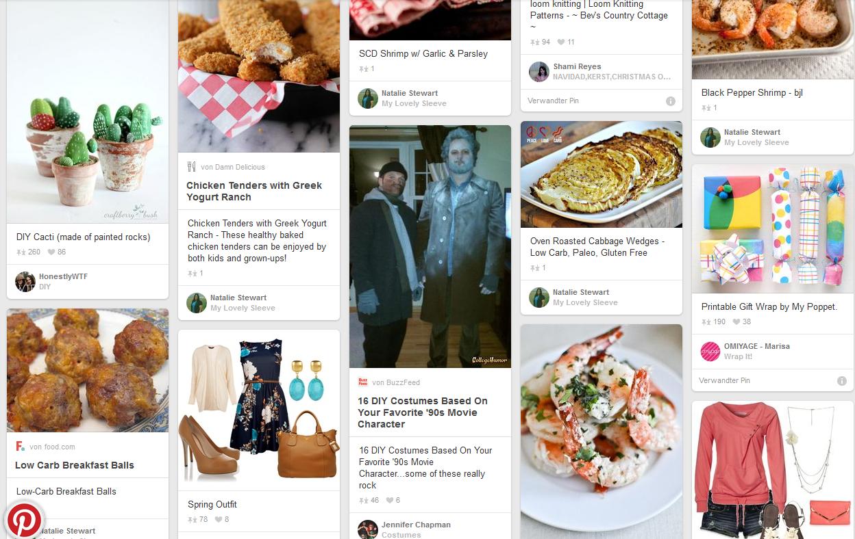 Screenshot von Pinterest | Ala's Kunterbunt