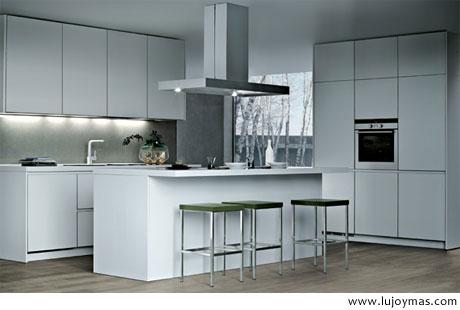 Muebles real for Cocinas italianas equipadas