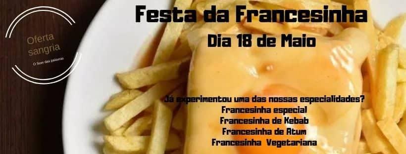 """Festa da Francesinha """" O Som das Palavras """""""