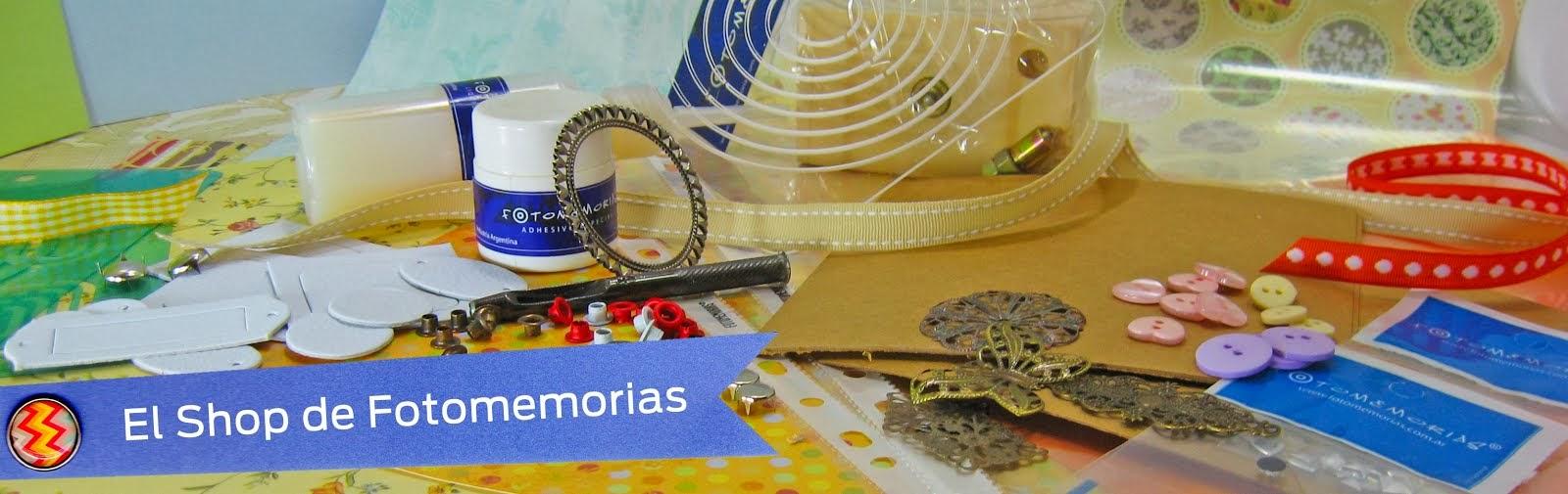 El Shop de Fotomemorias