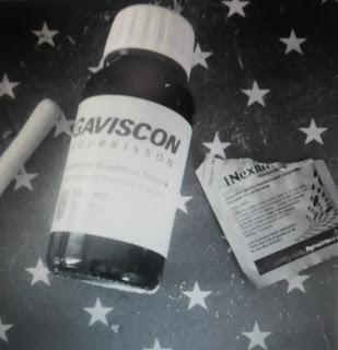 RGO reflux gastro oesophagien traitement médicaments bébé nourrisson inexium gaviscon