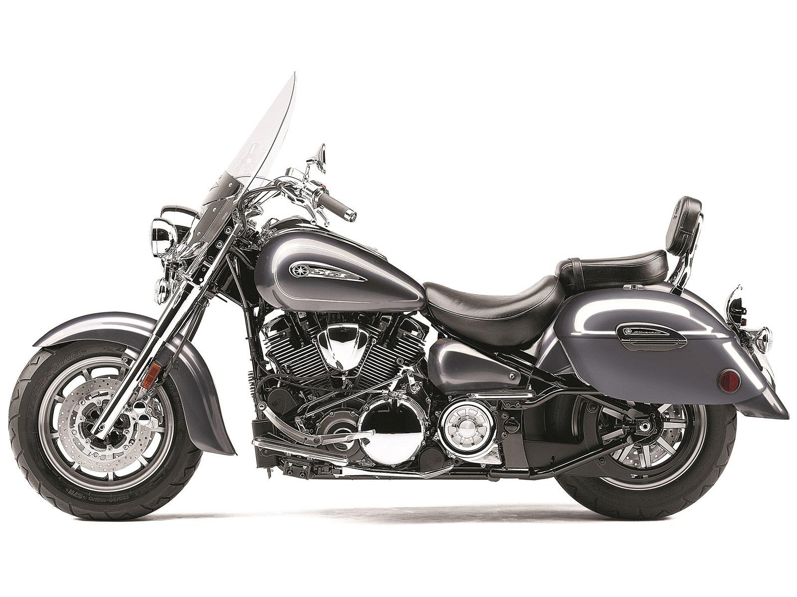 Yamaha Road Star Silverado  Review