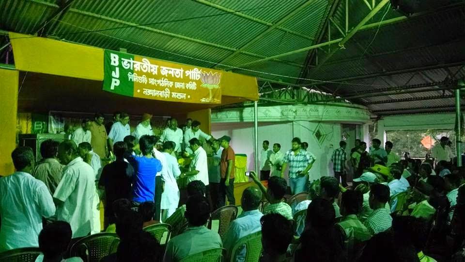 BJP veteran and Darjeeling MP Surendra Singh Ahluwalia slams mamata