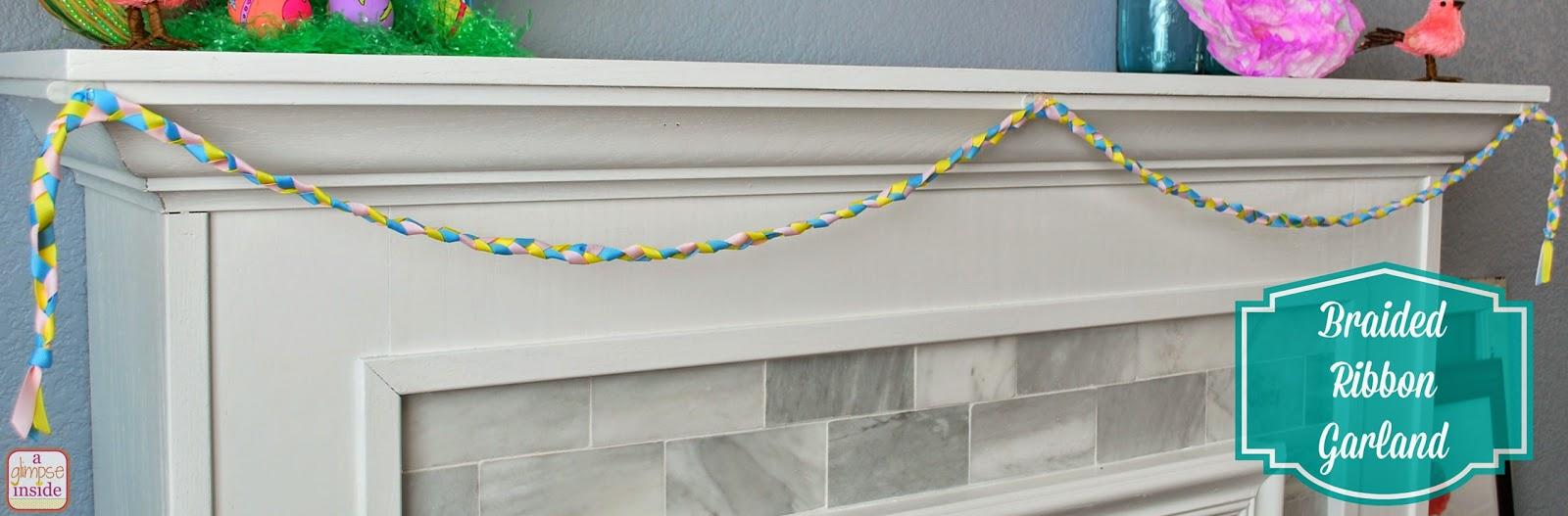 http://www.aglimpseinsideblog.com/2014/04/braided-ribbon-garland.html
