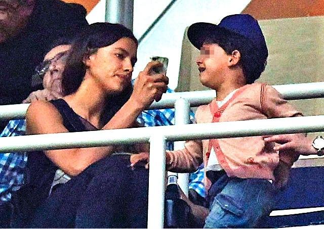 Cristiano Ronaldo Jr Doesn't Want Irina Shayk As Stepmom ...