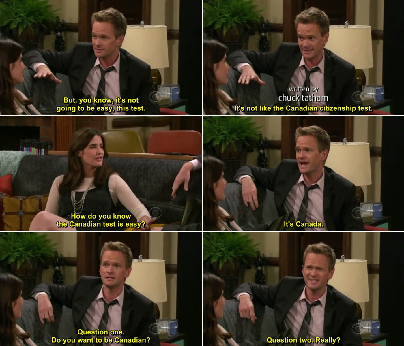 How I Met Your Mother Quote-18