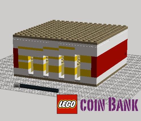 Lego Coin Machine Putin Bitcoin