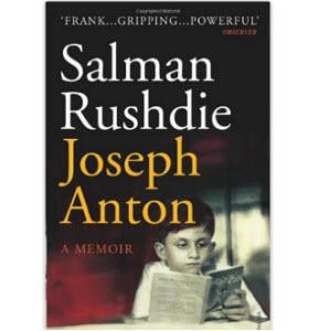 Buy Joseph Anton A Memoir Book by Salman Rushdie Rs. 190 only