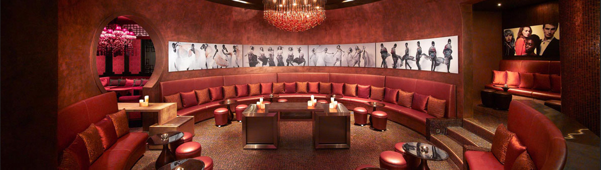 HBA Designs The Living Room A Bar Lounge Exclusively For Grand Hyatt Dubai