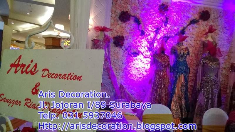 contoh baju pengantin aris decoration