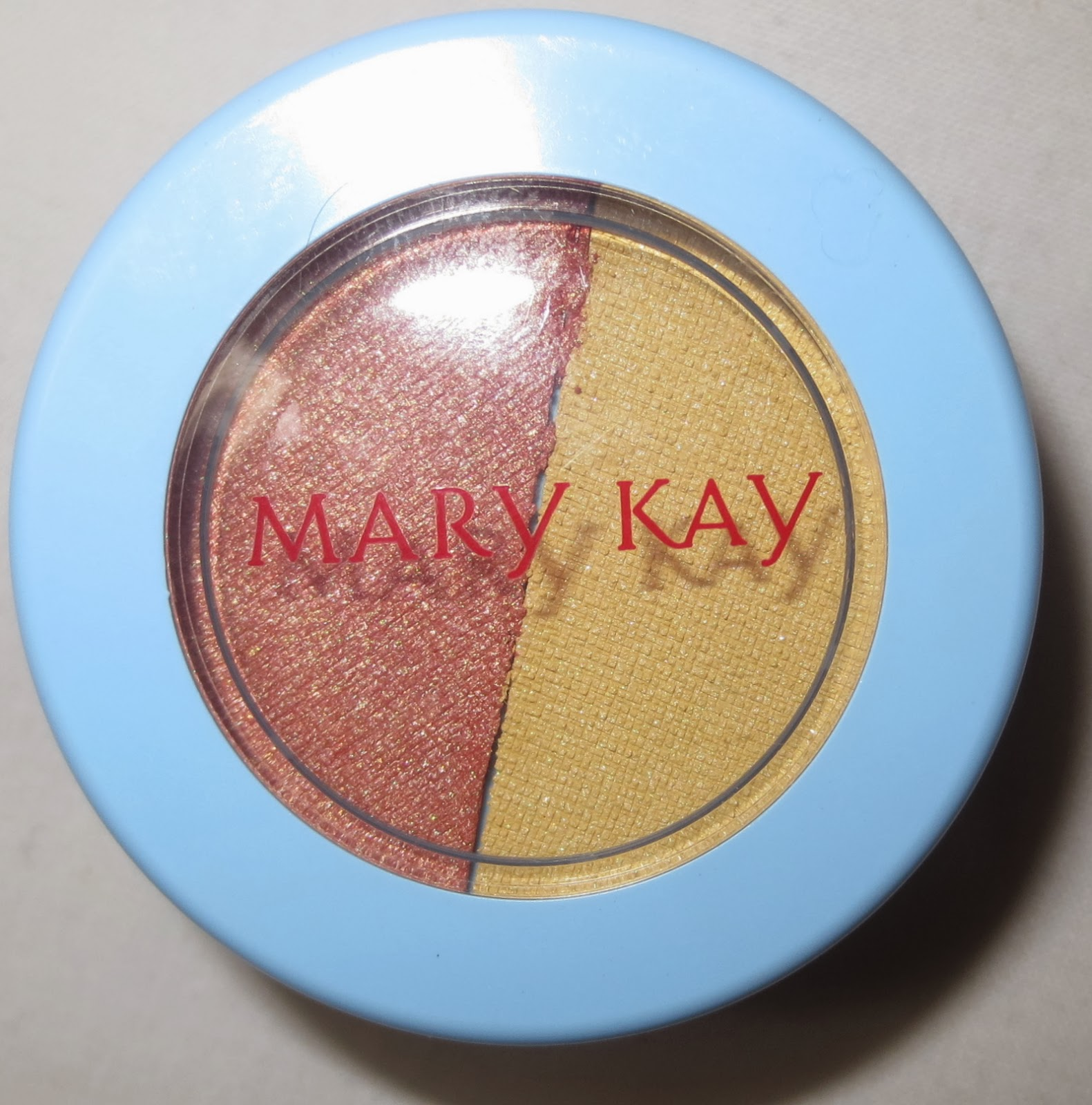 Mary Kay Springy Eye Duos in Summer Sunset