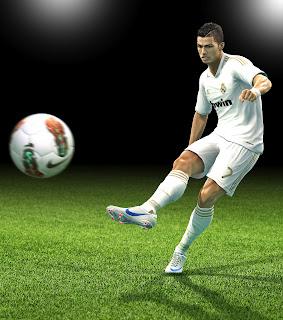 Cristiano Ronaldo screen : PES 2013 ()8