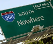 "Visit John's blog ""South of nowhere"""