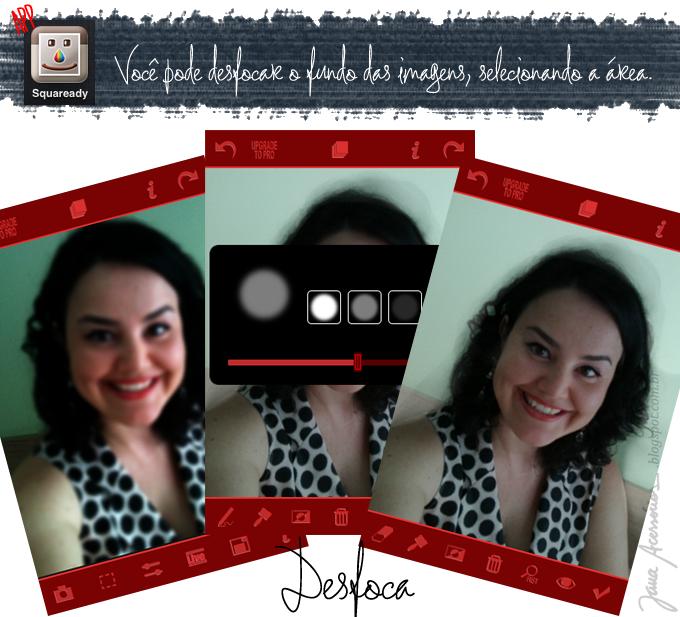 iphone, Squaready, dica da Jana, blogger, blogueira, joinville, app