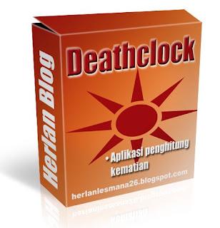 Aplikasi Penghitung Waktu  Kematian - Herlan Blog