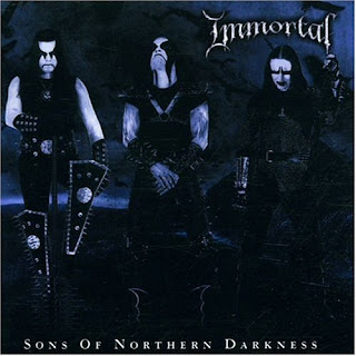 Immortal Sons of northern darkness