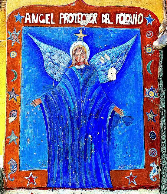 Cabo Polonio - angel protector del polonio