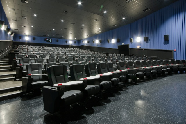 Charlotte Area News Stories Studio Movie Grill In Theatre Dining
