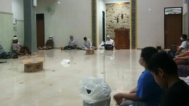 Pengajian Warga PDK sambut Ramadhan