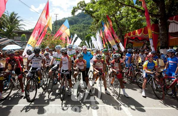 tour de singkarak etape I