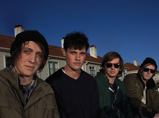 Surf City: New Zealand Psych Rock Band Makes NYC Debut at Mercury Lounge on April 9th