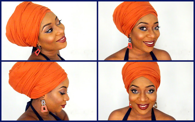 How i tie a turbanhead wrap very easy sisiyemmie nigerian in my recent vlogs ive been tying turbans because of mostly bad hair days or for a different look ive gotten so many requests to show how i do it and ccuart Choice Image
