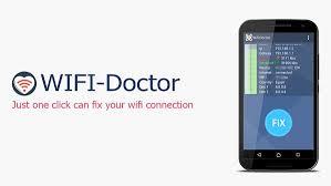 برنامج wifi doctor لرفع كفاءه الاتصال بشبكه الواى فاى للاندرويد اخر اصدار 2015