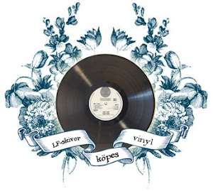 Vinylskivor köpes!
