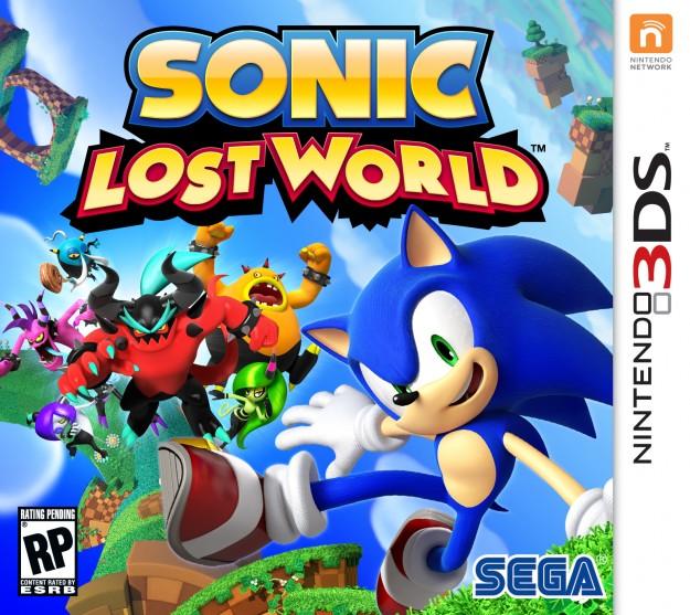 Tráiler De Los Jefes Finales De Sonic Lost World