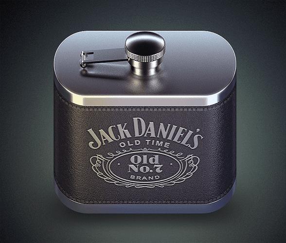 Jack Daniels icon, Valery Zanimanski