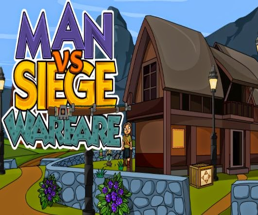 Play EnaGames Man Vs Siege War…