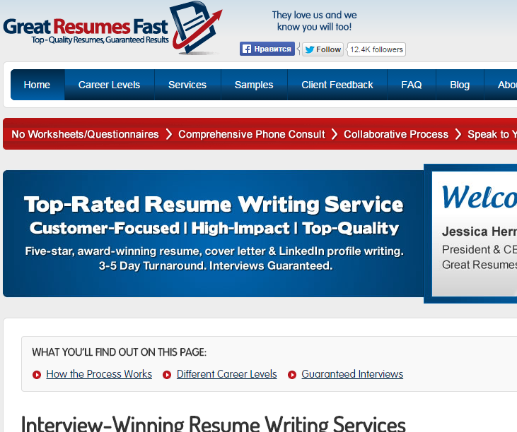 resume writing service guarantee Professional resume writing by certified resume writers with a 100% money back guarantee.