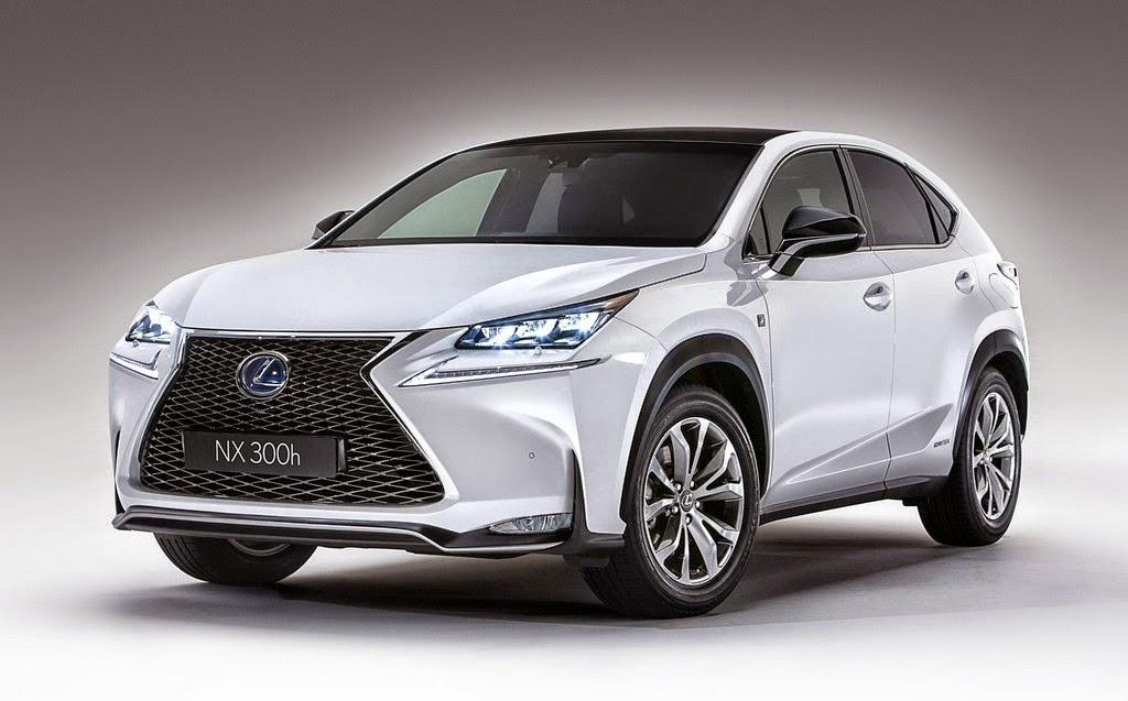 Spesifikasi Lexus NX Indonesia