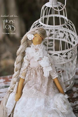 "Кукла в стиле Тильда ""Лето в Провансе"""